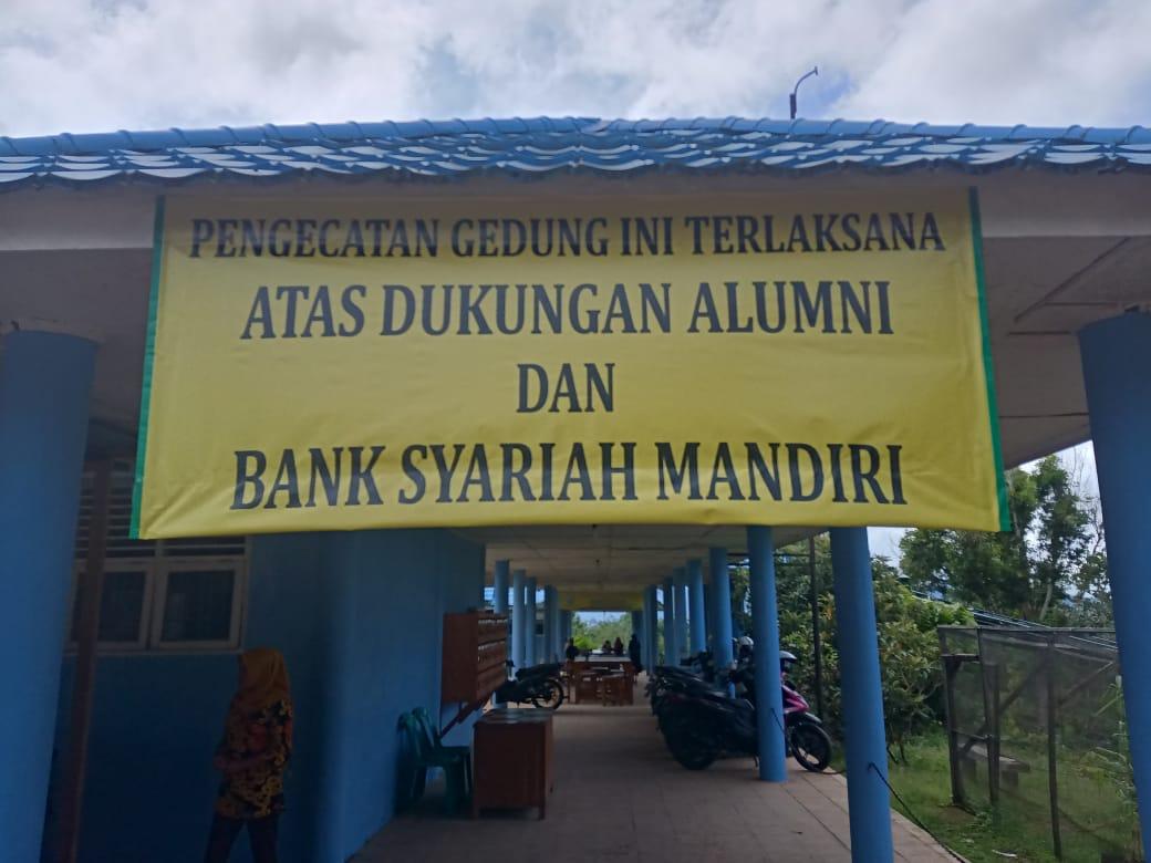 Dukungan Alumni dan Bank Syariah Mandiri