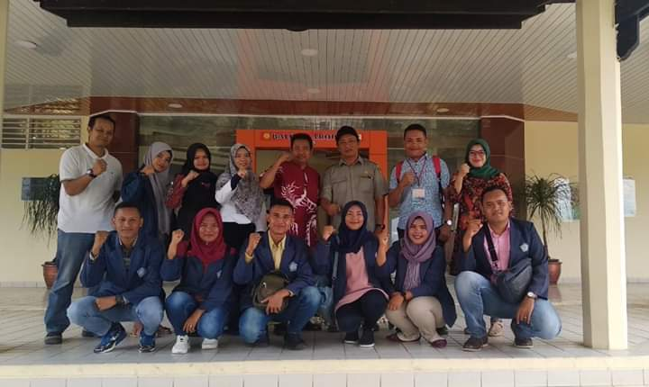 Praktek Kerja Lapangan (PKL) FAKULTAS PERTANIAN 2019 DI SUMBAR