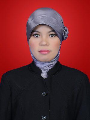 Erika Linda Yani Nasution, S.Si., M.Si