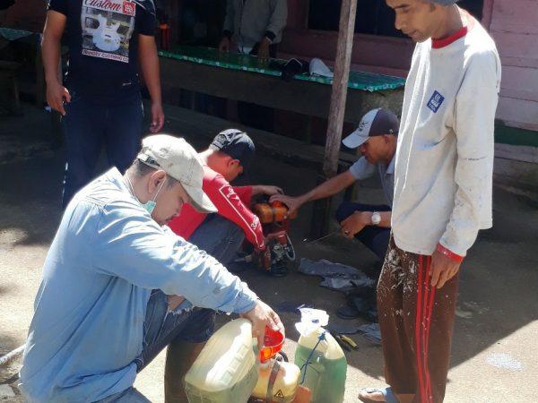 Gotong Royong Kampus I Tor Simarsayang